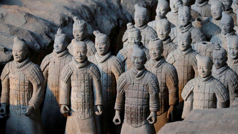 Kako je oružje vojske od terakote zadržalo sjaj 2, 000 godina