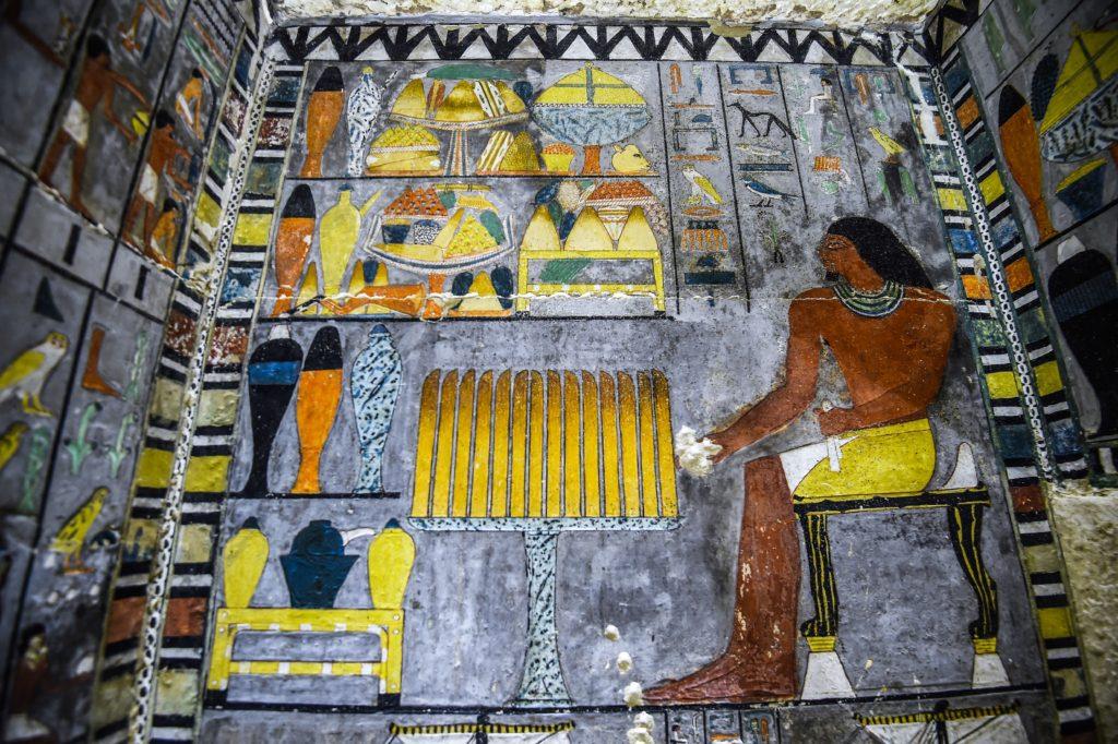 Bogato oslikana egipatska grobnica zapanjila je arheologe