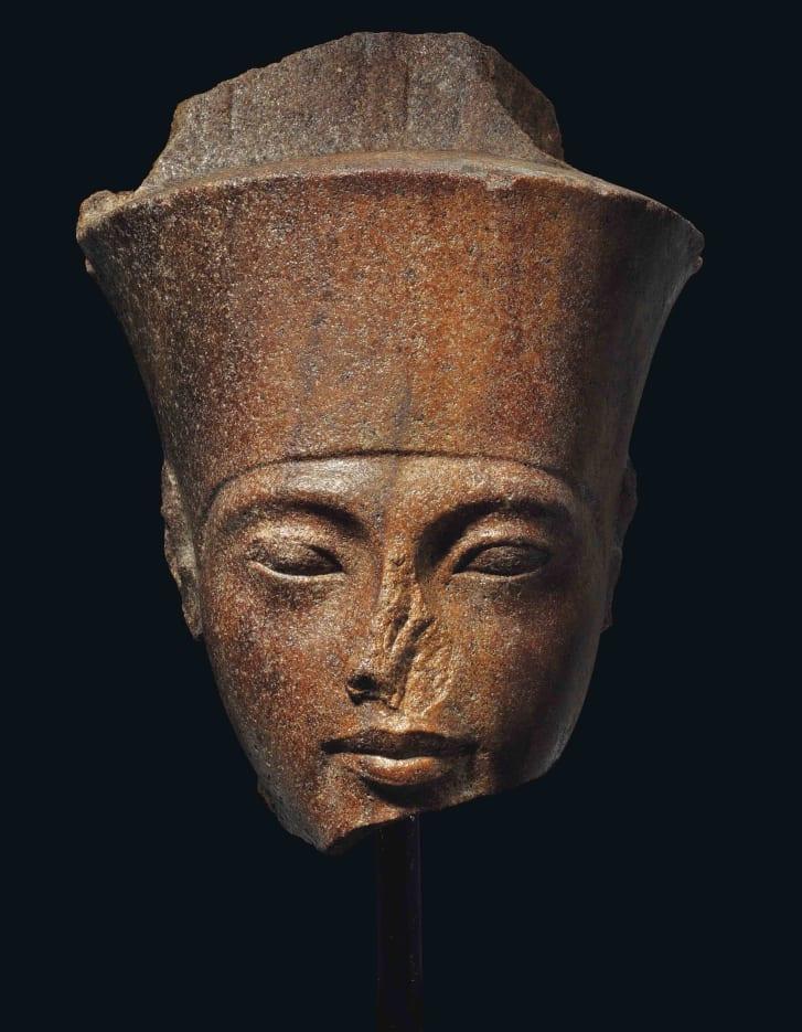 Tutankamonova bista prodata je za više od 5 miliona evra uprkos protivljenju Egipta