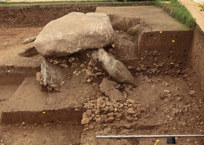 Kamena grobnica iz kasnog neolita