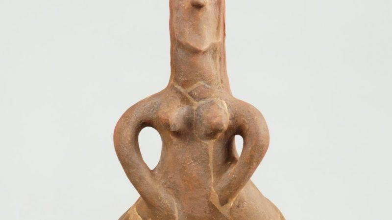 Crvenokosa boginja u Narodnom muzeju