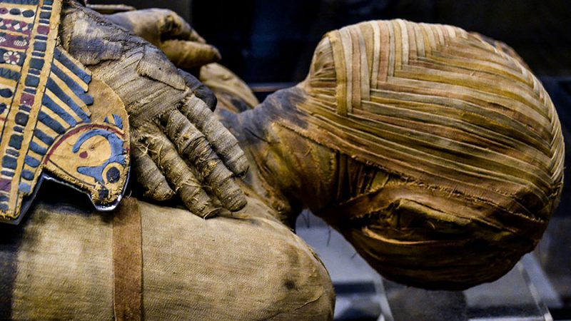 """Predаvаnje """"Prosthesis for the afterlife: a new look on Egyptian mummification"""""""