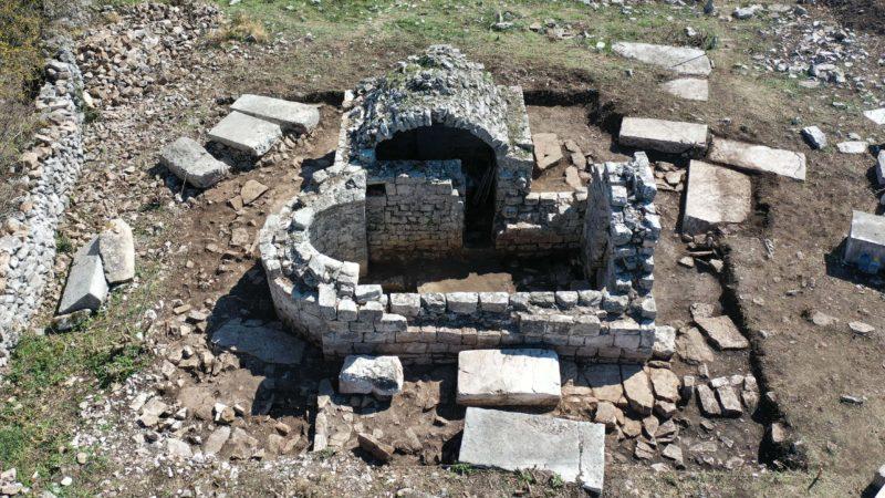 ZAŠTITNA ARHEOLOŠKA ISKOPAVANJA na lokalitetu Gomiljani-Konstantinovica, Trebinje