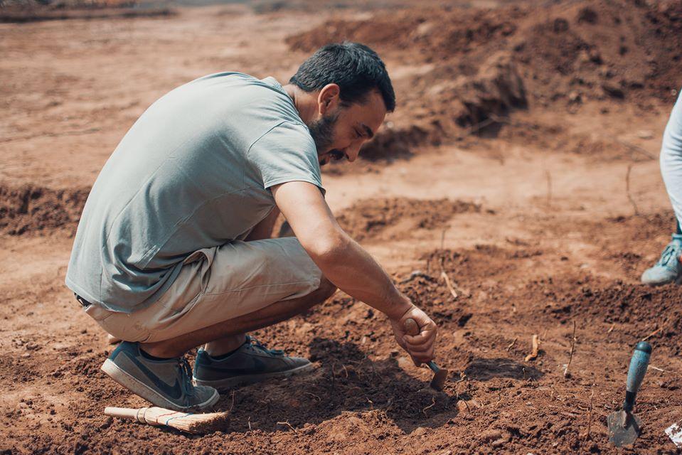 Novo arheološko otkriće-nekropola iz gvozdenog doba (Paraćin)