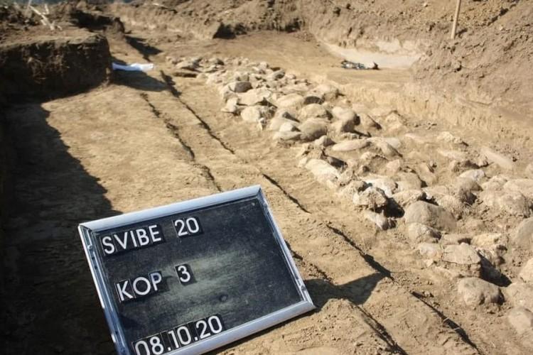 U Visokom pronađena villa rustica stara 1.500 godina