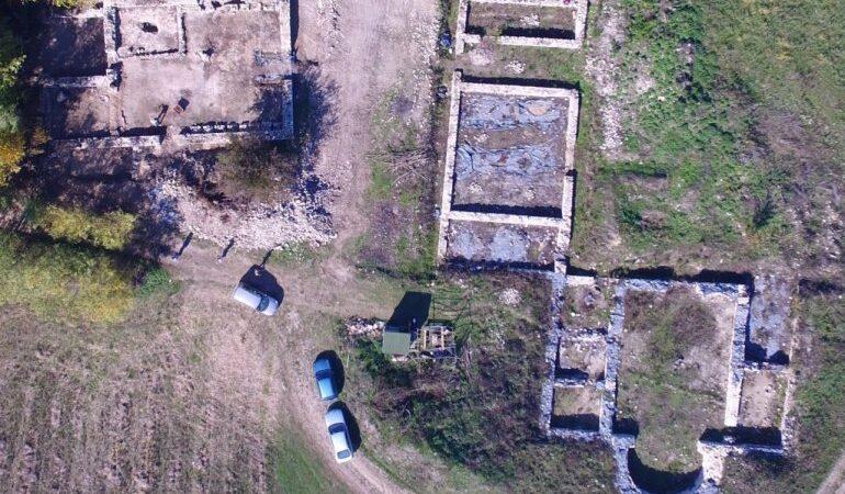 Raskošna rimska vila na lokalitetu Anine-Ćelije-nastavak istraživanja