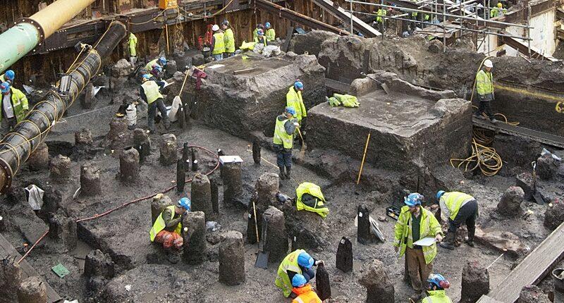 Radnici još jednog gradilišta u Nišu pronašli arheološke ostatke, pa pozvali arheologe