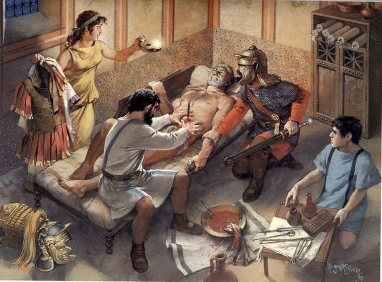 Rimski medicinski instrumenti