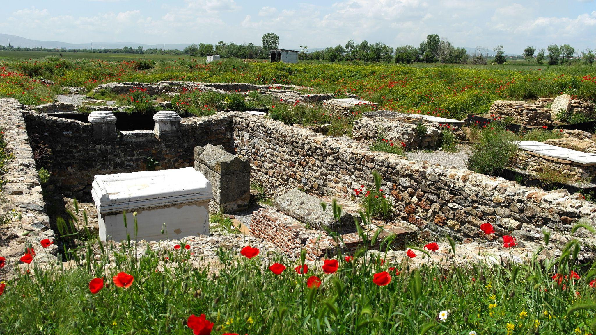 Ženski grob iz Ulpijane