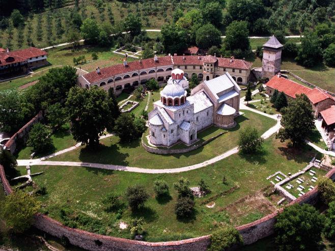 Ishrana u manastiru Studenica: arheološki dokazi