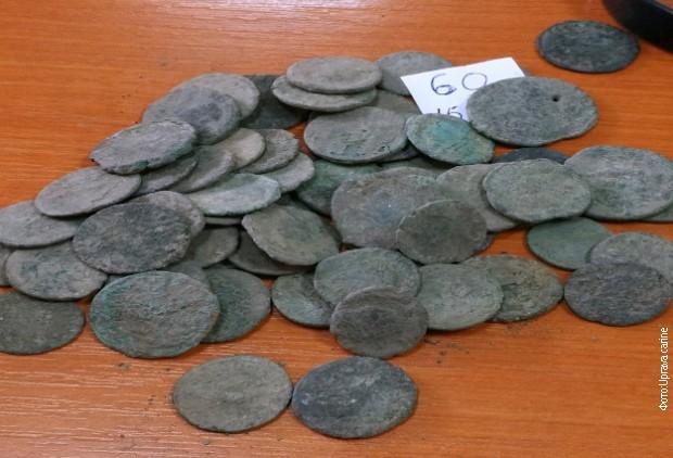Zaustavljen šverc antičkih  novčića iz rimskog perioda