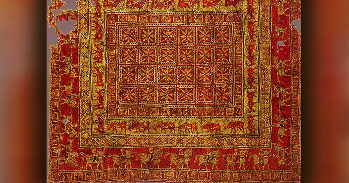Najstariji tepih na svetu kulture Pazirik