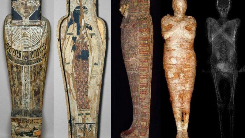 Trudna egipatska mumija stara 2.000 godina