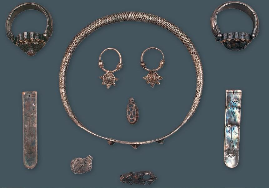 Luksuzni nakit iz kneževskog groba u Čađavici