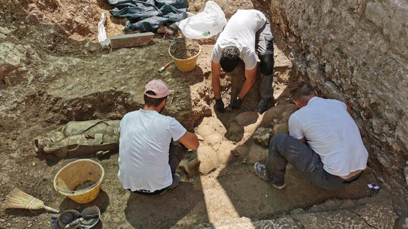 Arheološka senzacija: otkriće kasnoantičke nekropole na Hvaru