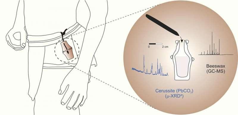 Arheološki dokazi o najstarijoj poznatoj upotrebi kozmetike u Evropi