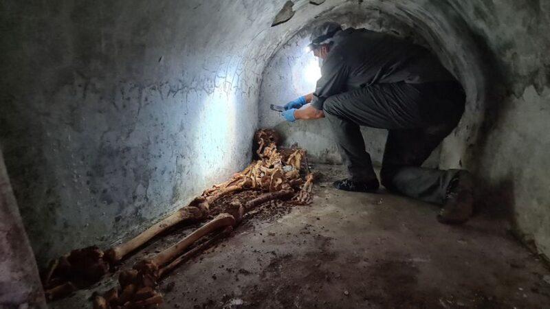 Izuzetno dobro očuvani ostaci rimskog sveštenika pronađeni u Pompeji